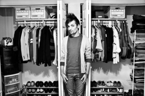 Black&White closets